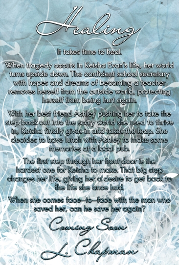 healing synopsis teaser