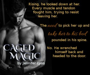 Caged Magic Teaser 2
