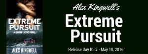 Extreme Pursuit Blog Tour Banner